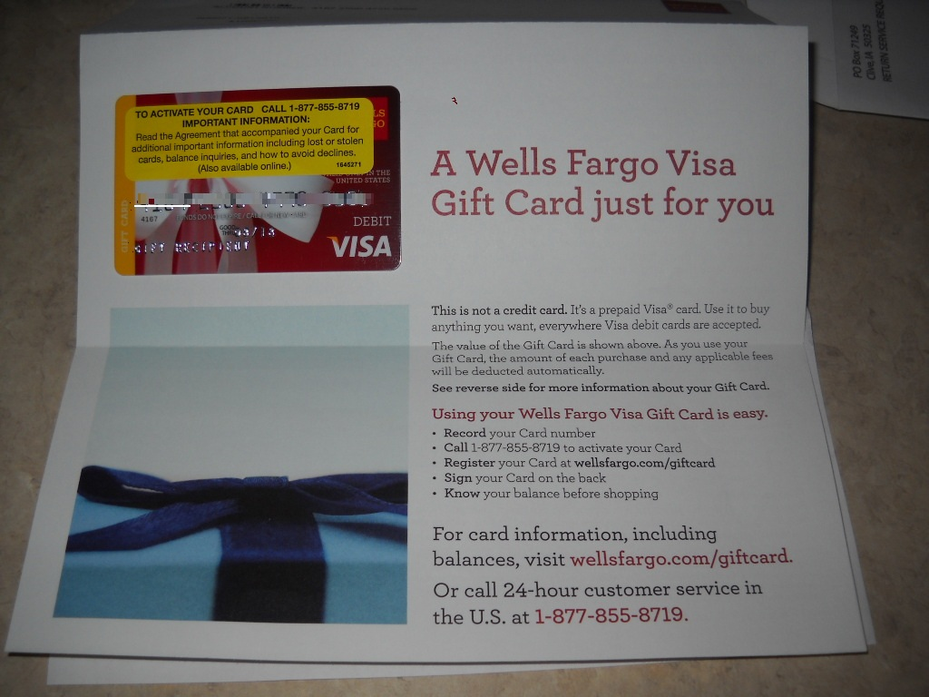 Download Activate Wells Fargo Gift Card Free Tubecoffee